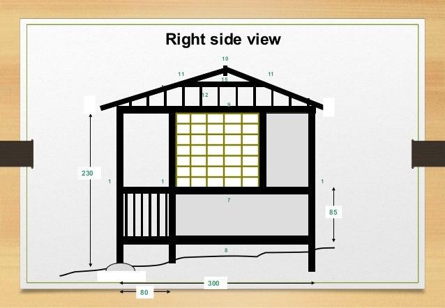 Plans For A Japanese Tea House House Plans
