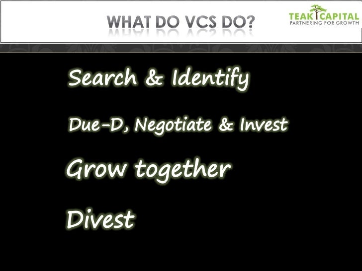 Factors That Attract Venture Capitals to New Ventures slideshare - 웹