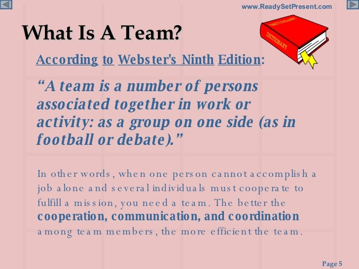 Methods And Techniques For Building Team Coherence