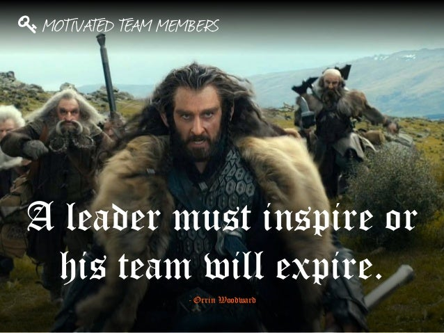 Motivate Your Team With Quotes On Teamwork: A Leader Must Inspire Or
