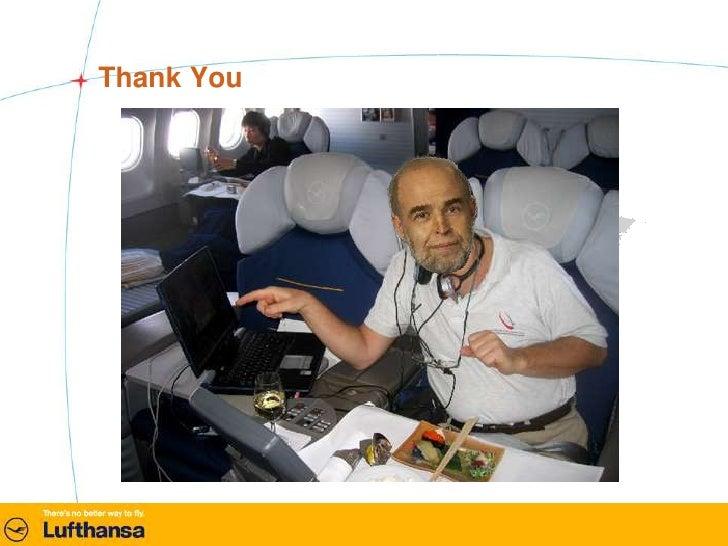 Lufthansa case study challenge