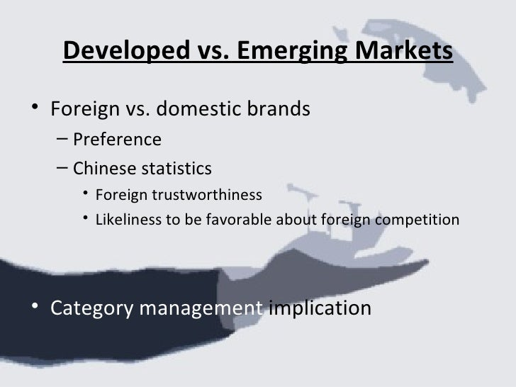 emerging issues in consumer behavior Ten implications for marketing strategy in the changed economic conditions is affecting consumer behaviour parag khanna guides us through the emerging.