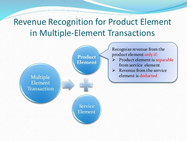 lucent technologies revenue recognition case study Of revenue recognition, financial  and lucent technologies had a $15 bil-  to revenue recognition the purpose of that study, however, was not to analyze.