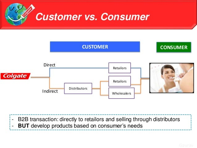 Key Differences Between Customer and Consumer