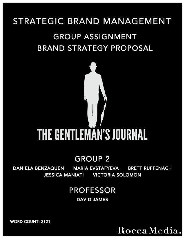 brand management assignment 1