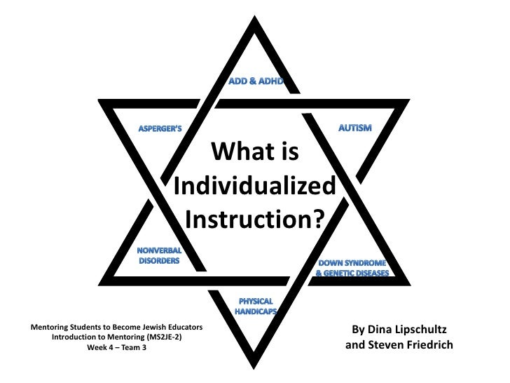 dina and steve s ppt on individualized instruction