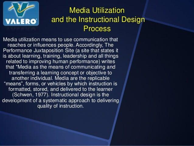 Team 3  media utilization at valero (3) Slide 2