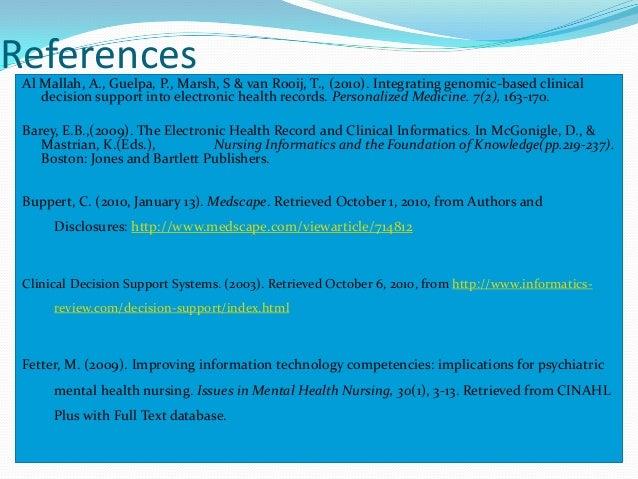 Online Journal Issues Nursing Ojin