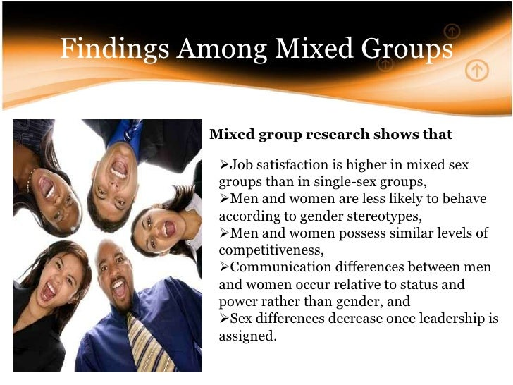 communication gender role and group Evaluation of group communication in a group project by jrodrigw in types research and group dynamics.
