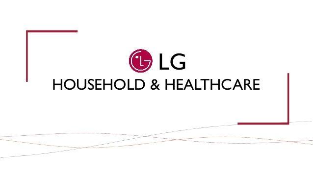 LG Household & Healthcare: Business Analysis
