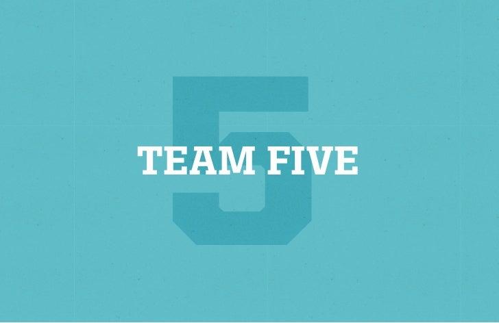 5TEAM FIVE