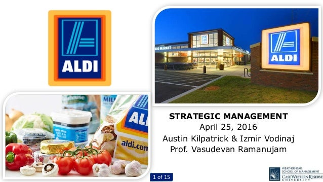 strategic analysis of aldi Aldi supermarket brand covers the brand analysis in terms of swot, stp and  competition along with the above analysis, segmentation, target group and.