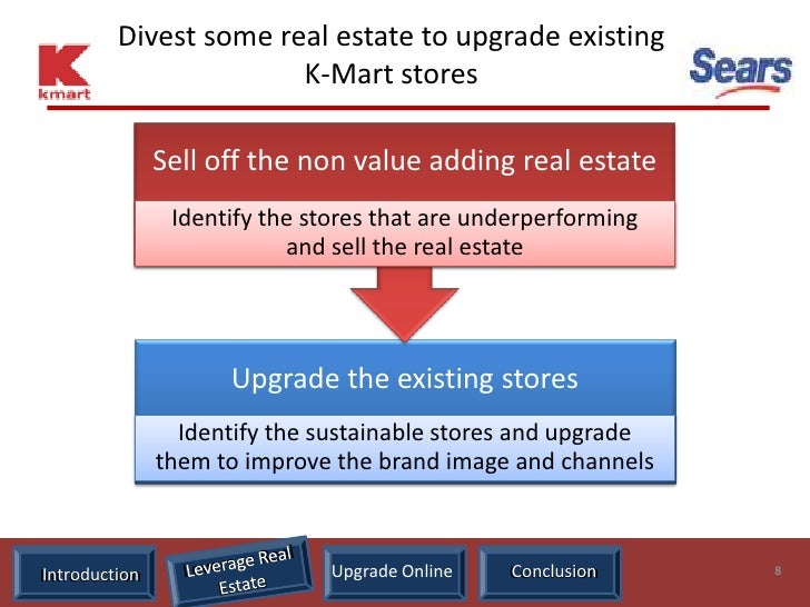 value chain analysis sears holdings In november 2004, edward lampert, the hedge fund owner and chairman of kmart holdings corporation, an out-of-bankruptcy discount retail chain announced the merger of kmart with sears.