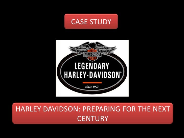 case study of davidson community harley Sm case study harley-davidson motor company automotive geographic area served global challenge add speed, visibility and efficiency to the us logistics processes of one.