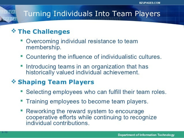 virtual team organizational behaviour Over the last decade we have seen the use of teams grow exponentially in organizations there are a number of reasons why this is true teams can enhance the use of employee talents and tend to be more flexible and responsive to change.