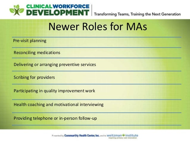 13 newer roles