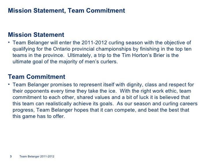 "tim hortons mission statement Tim hortons - strategy, core  tim hortons - strategy and core competencies  mission statement ""our guiding mission is to deliver superior quality and services."