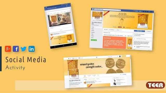 Teer Whole Wheat Atta Marketing Ideas