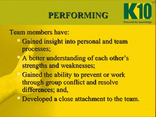 an introduction to the analysis of team building Team building introduction this is what is known as team buildingteam building pertains to a variety of activities and programs used by various organizations.
