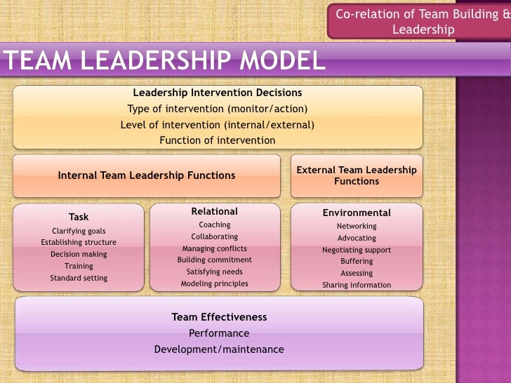 team leadership team building and transactional Team leadership, team building and transactional analysis as tools of organisational development and change.