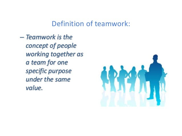 benefits of working on a team
