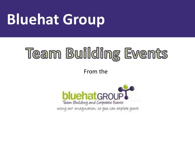 Bluehat Group From the