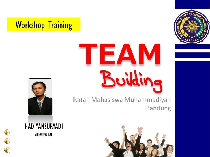 Workshop Training        with                        Ikatan Mahasiswa Muhammadiyah                                        ...