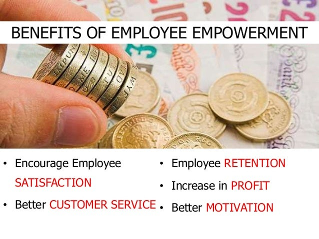 effectiveness of employee empowerment This study shows there is a relationship among employee empowerment and organizational effectiveness in the guilan executive organizations and due to positive correlation coefficients it is the direct relationship, ie, increasing empowerment, organizational efficiency is increased.