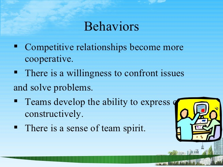 mba team building essays To understand team building and the methods best adopted to choose a project team, one must first define a team adequately.