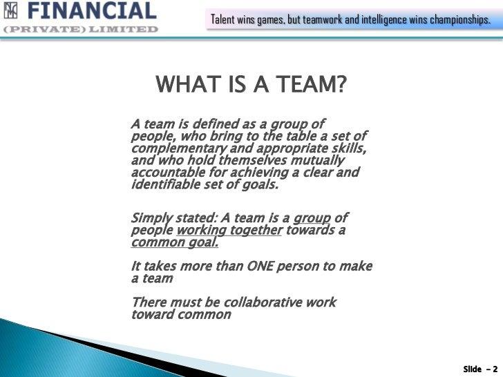 Team, teamwork, team building.