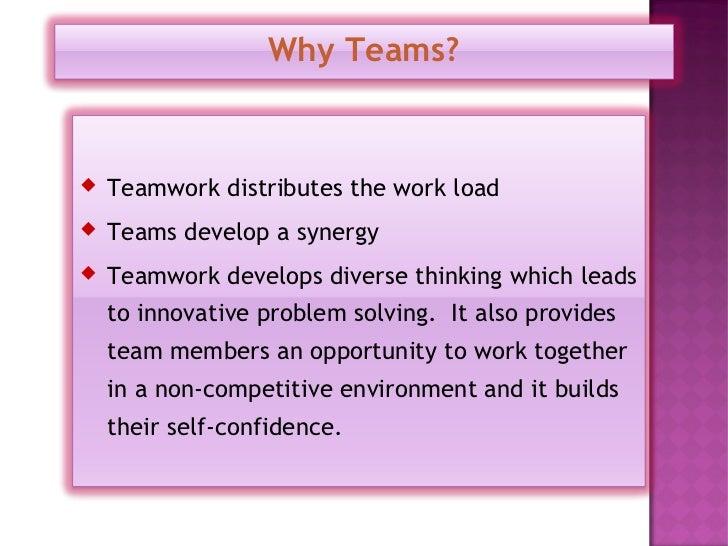 team building presentation ppt 2003