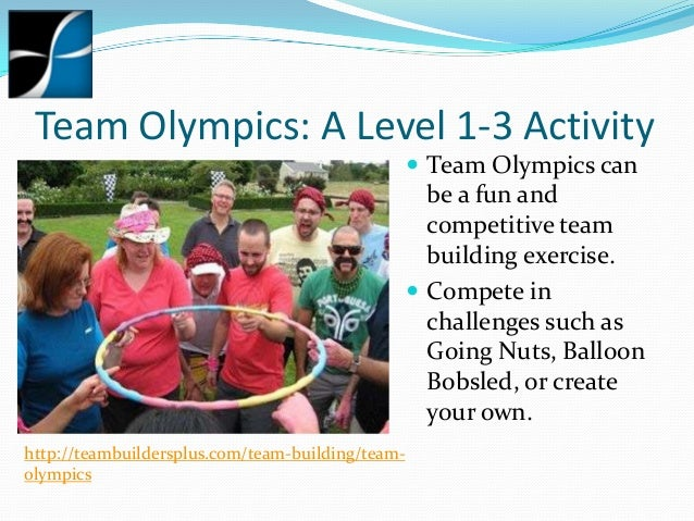 Team Building Activities For Breaking Down Silos