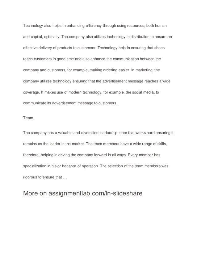 Team building report   Sample Essay