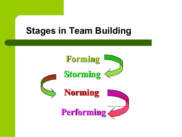 Team building sharondonerfeldman for Stages in house construction