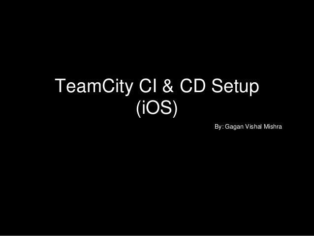 Team city ci &