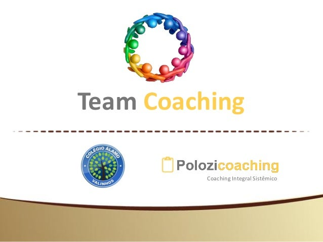 Coaching Integral Sistêmico Team Coaching