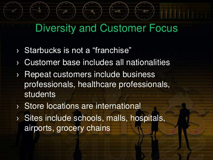 corporate culture at starbucks With more than 9,500 retail locations and nearly 100,000 partners (employees), starbucks aims to minimize its environmental impact and has made sustainability a part of the company culture.