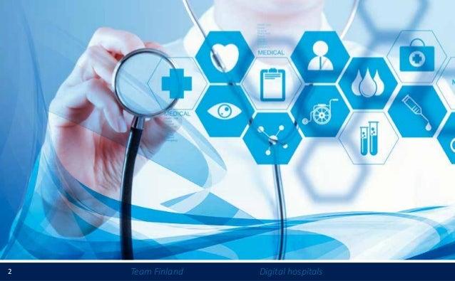 2 Team Finland Digital hospitals