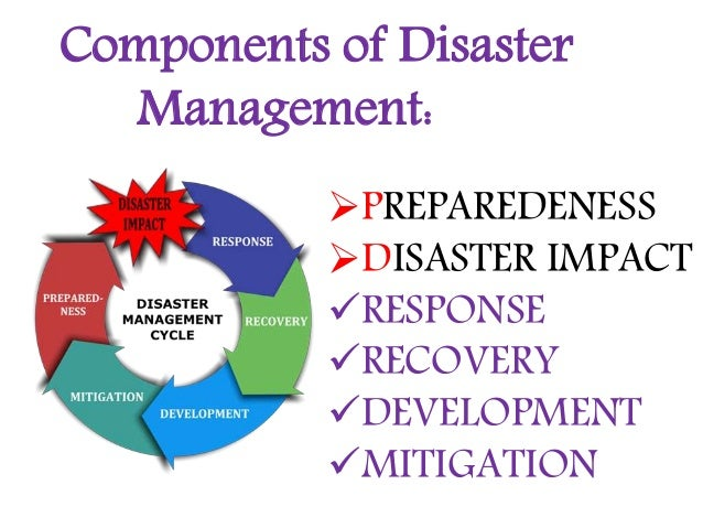 Natural Disaster Health Risks