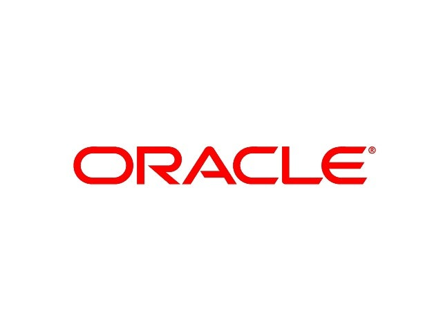 1© 2009 Oracle Corporation – Proprietary and Confidential