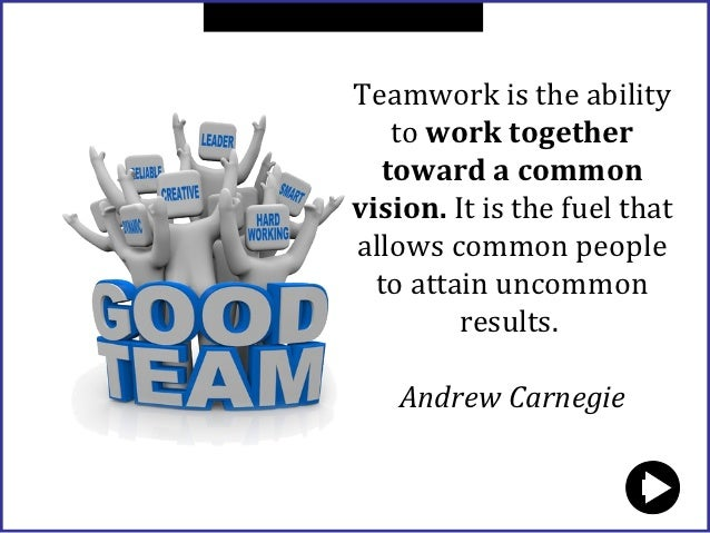 Virtual Team Intelligence - Top 10 Team Building Quotes