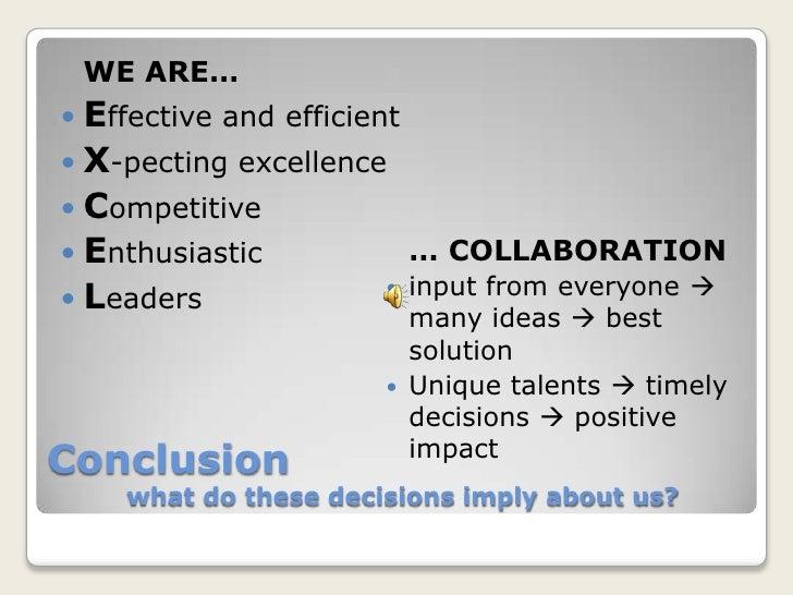 Team Name Presentation
