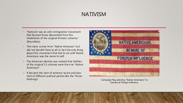 Team native americans week 5