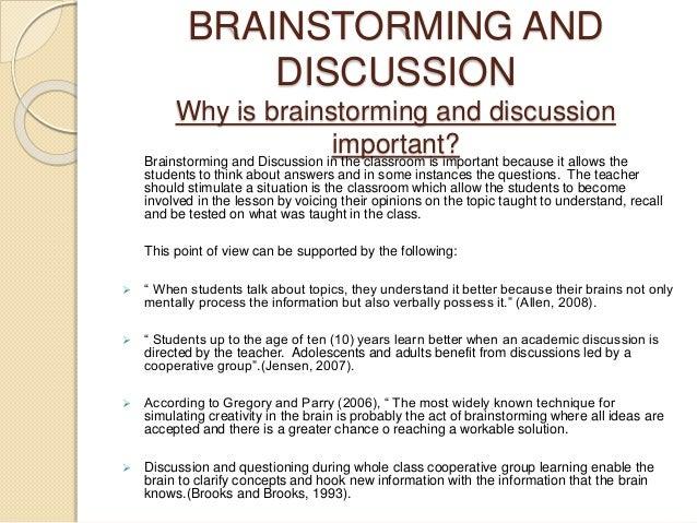 Brain Based Instructional Strategies
