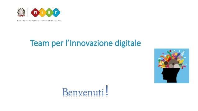 Team per l'Innovazione digitale
