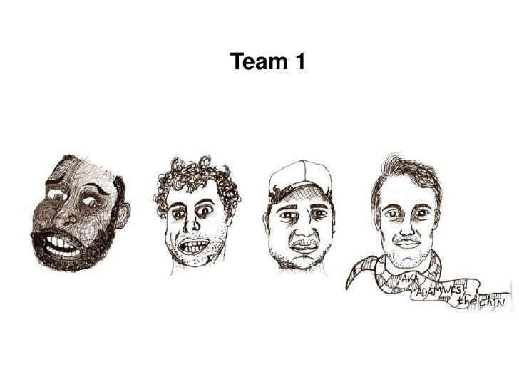 Team 1<br />