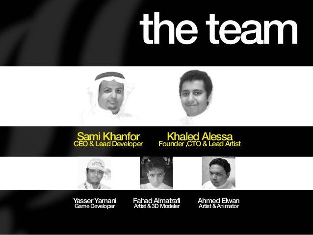 TeamReem - Flat6Labs Jeddah Spring 2015