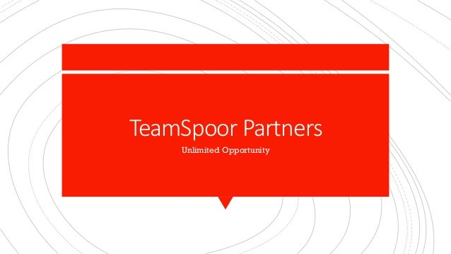 TeamSpoor Partners Unlimited Opportunity
