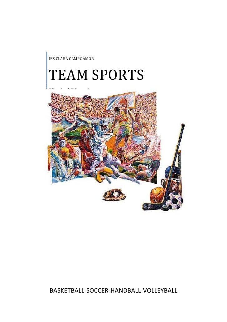 Team sports, 4th ESO