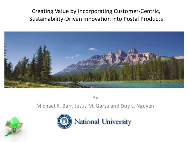 creating value with customer driven innovation Relationship between innovation and customer value the innovation in services industry is the result of the energy spent by the enterprise on thinking like the customer, and hence the innovation efforts will result in the formation of a customer value (kandampully, 2002: 24.